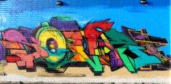 Graffiti  in Leicester