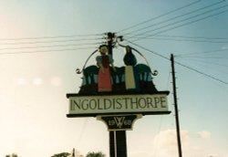 Ingoldisthorpe Village Sign