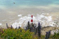 Lighthouse at Beachy Head