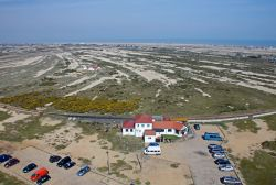 View from the top, Dungeness