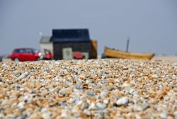 Worms eye view, Dungeness