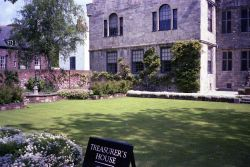 Treasurers House