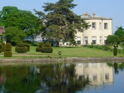 Sir John Ropner's House, Thorp Perrow Arboretum, Bedale