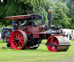 Steam Rally