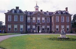 Hanbury Hall and Gardens