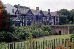 Speke Hall at Liverpool
