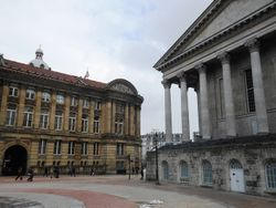 Chamberlain Square, Birmingham