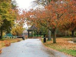 Caldecott Park, Rugby