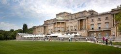 The Queen's Back Garden, Buckingham Palace.