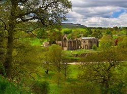 Bolton Priory, Bolton Abbey, North Yorkshire