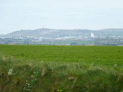 South Crofty from Afar