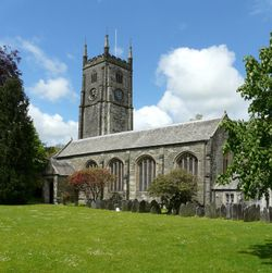 Tavistock Parish Church
