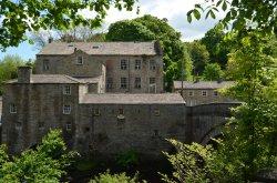 Yore Mill, Aysgarth, built 1784
