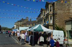 Hawes on Market Day