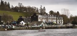 Ambleside landing stages