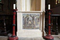 Dorchester Abbey, Shrine of St Birinus