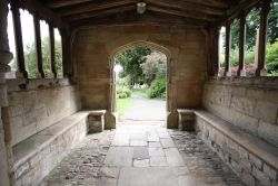 Dorchester Abbey, the South Porch