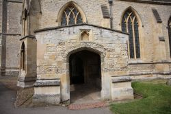 The South Porch, Dorchester Abbey