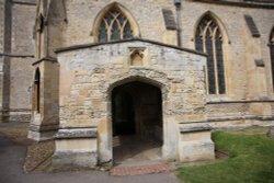 The South Porch, Dorchester Abbey