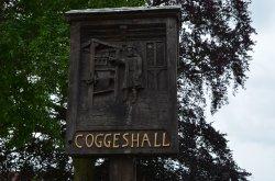 Coggeshall village sign