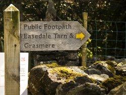 Grasmere signpost