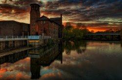 Silk Mill, Derby Wallpaper