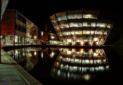 Jubilee Campus, Nottingham University