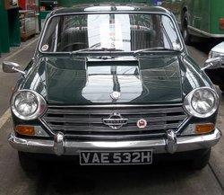St Helens - Morris 1100