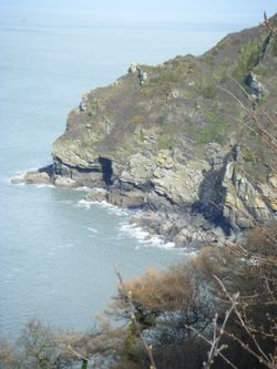 Lee Bay near Lynton