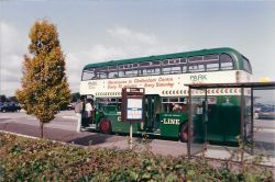 Racecourse Park 'n Ride at Cheltenham