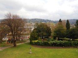 Parade Gardens, Bath
