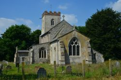 St Andrew's Church, Little Massingham