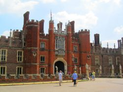 The original palace (King Henry VIII)