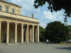 Pittville Pump Room in Cheltenham
