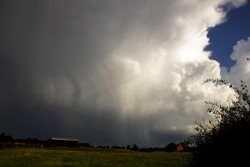 Rain over Sheepy Magna