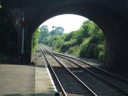Cheltenham's Racecourse Station