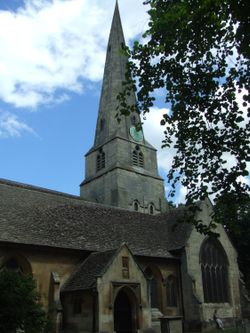 Cheltenham's Parish Church