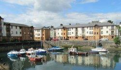 Kirkcaldy Dock