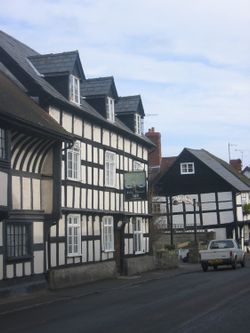 The Unicorn Inn, Weobley