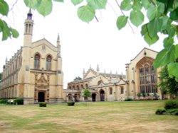 Cheltenham College, Chapel