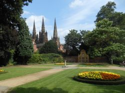 Lichfield Garden of Remembrance