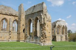 Egglestone Abbey