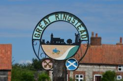 Ringstead sign