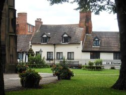 St Alkmund's Place, Shrewsbury