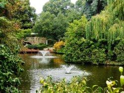'The Quarry' Park, Shrewsbury