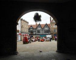 Market Square, Shrewsbury