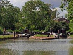 Hillmorton Locks, Oxford Canal