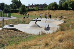 Skate mad at Meadowbank