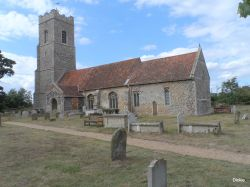 St John Baptist Church, Snape