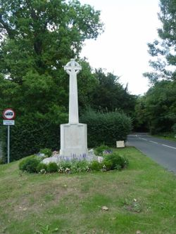 Ockham War Memorial.